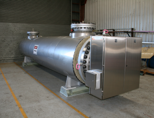 Practical Engineering Fuel Gas Heater Pressure Vessels