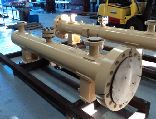 As1210 Fuel Gas Heater Pressure Vessels