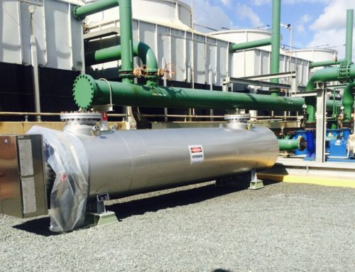 Regeneration Heater Pressure Vessel