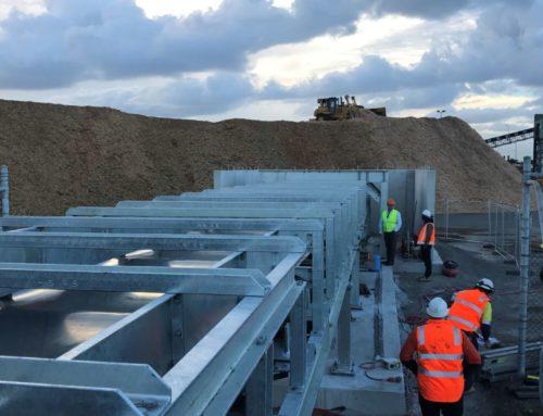 Port Of Brisbane Hardwood Chip Conveyor Design and Construct