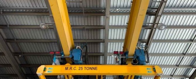 Practical Engineering Gantry Crane Inspection