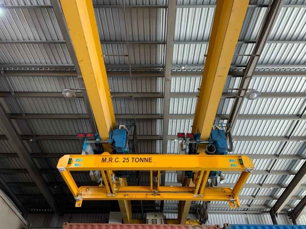 Practical Engineering Gantry Crane Inspection